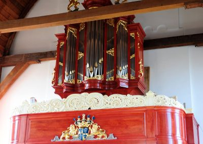 Batz orgel te Benschop (1)